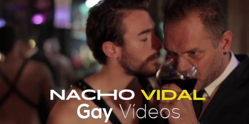 Nacho Vidal gay Porr unga orgie Porr