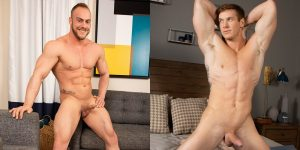 Sean Cody Muscle Hunk Naked Gay Porn Star Brock Jax XXX