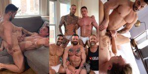 Gay Porn Arad Winwin Alexander Volkov Dylan James Sergeant Miles Dirk Caber Bar Addison