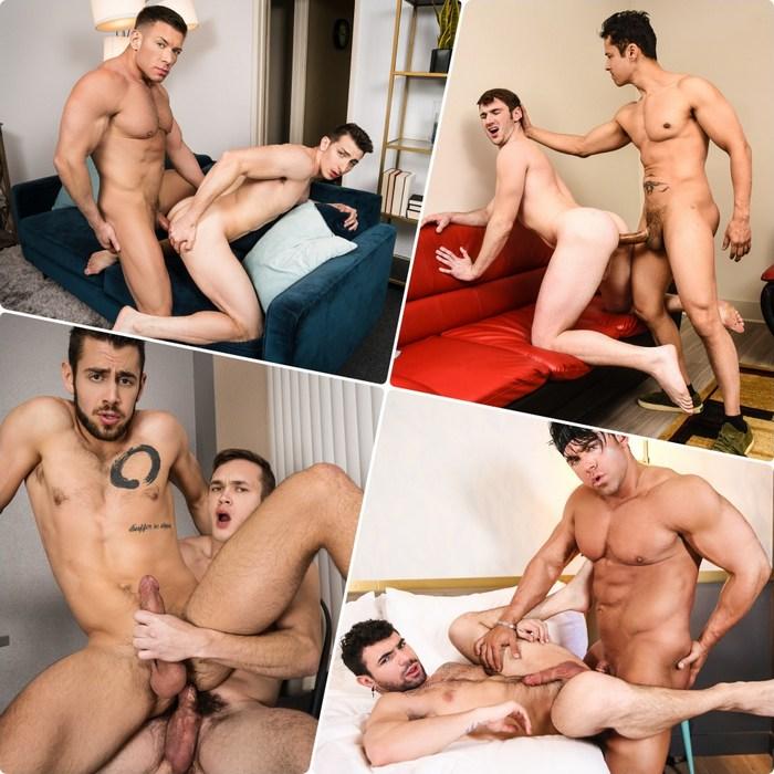 Gay Porn Rafael Alencar Michael Boston Bruce Beckham Dante Colle Steve Roman Ian Greene