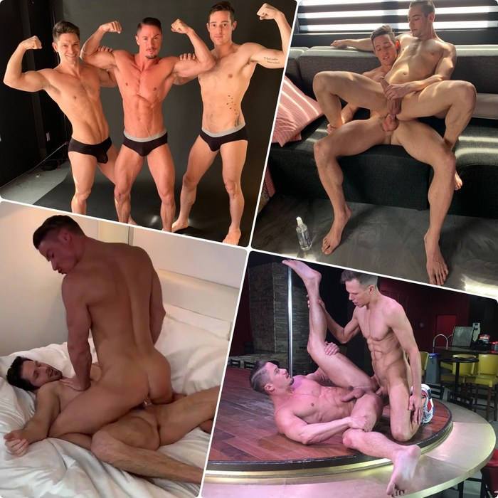 Gay Porn Skyy Knox Devin Franco Steven Lee Ethan Chase Logan Styles Jack Kross