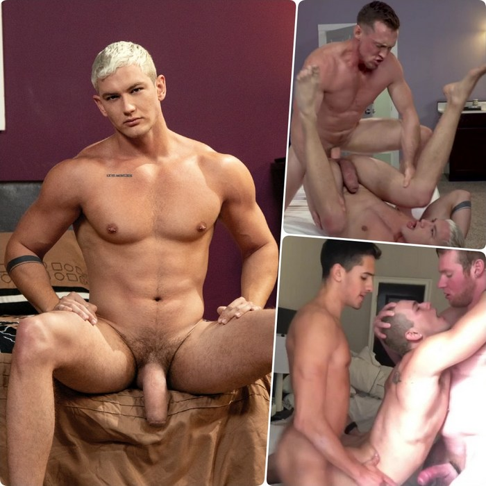Jay Dymel Gay Porn Pierce Paris Ryan Stone KippNYC