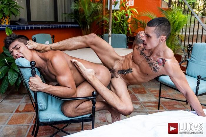Max Avila Gay Porn Benjamin Gomez
