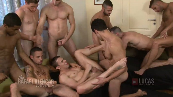 Rafael Alencar Gay Porn