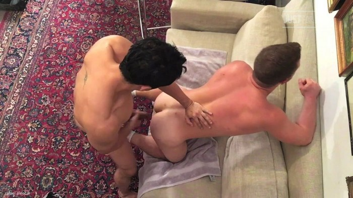 Rafael Alencar Gay Porn Sex Tape JustForFans