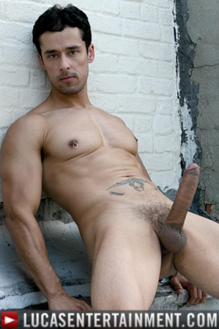 Rafael Alencar Gay Porn Star Big Dick Naked