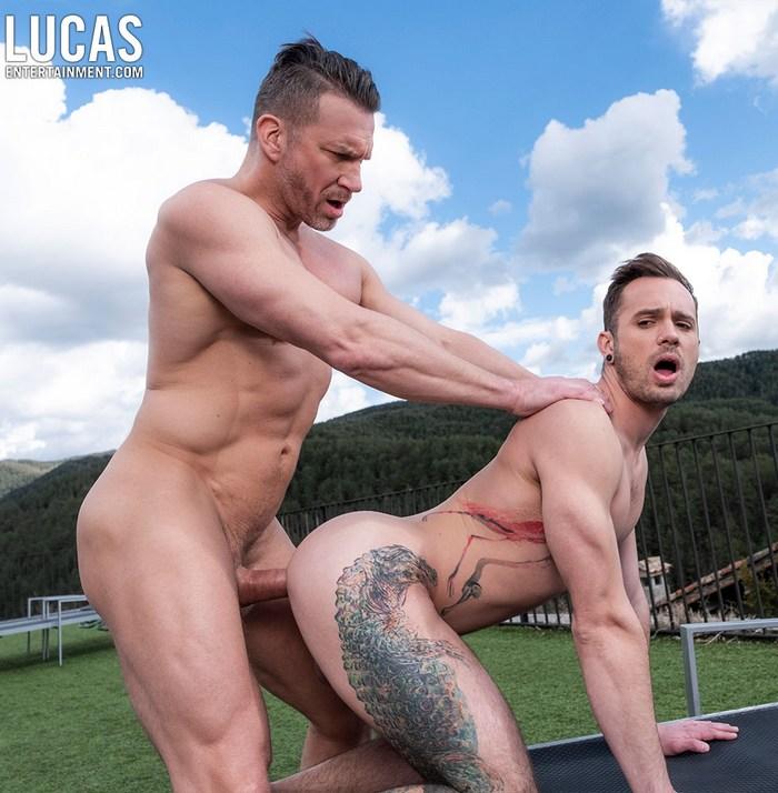 Tomas Brand Gay Porn Drake Rogers Bareback Sex Muscle Hunk Fuck