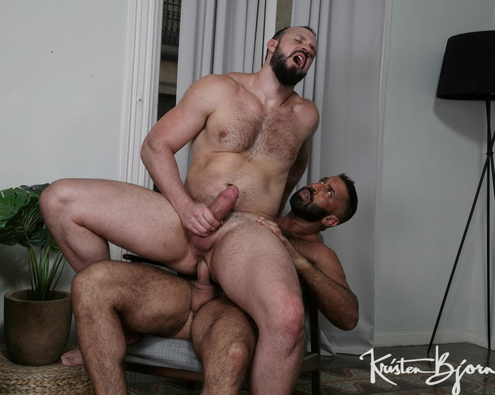 Andy Onassis Gay Porn Lex Anders Muscle Daddy Fuck