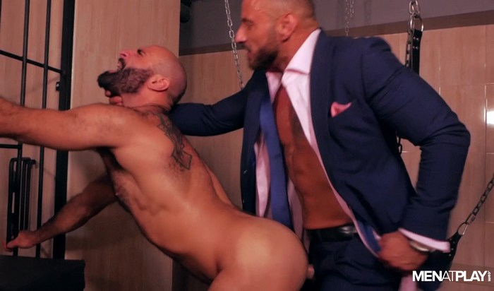 Antonio Miracle Gay Porn Paco Menatplay