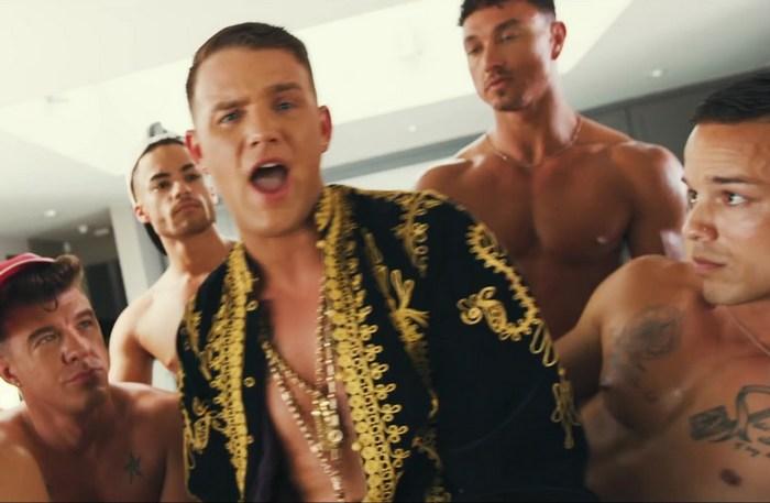 Brandon Wilde Gay Porn Love Or Lust Music Video Cade Maddox JJ Knight Beaux Banks Nic Sahara