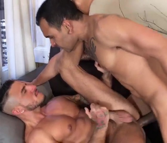 Gay Porn Behind The Scenes Klein Kerr Lucio Saints