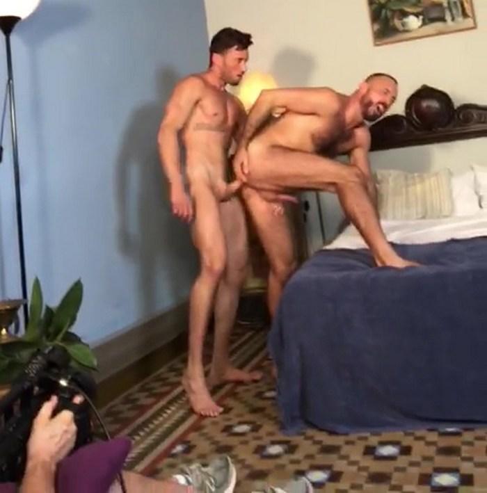 Gay Porn Behind The Scenes Marcos Oliveira Xavi Garcia