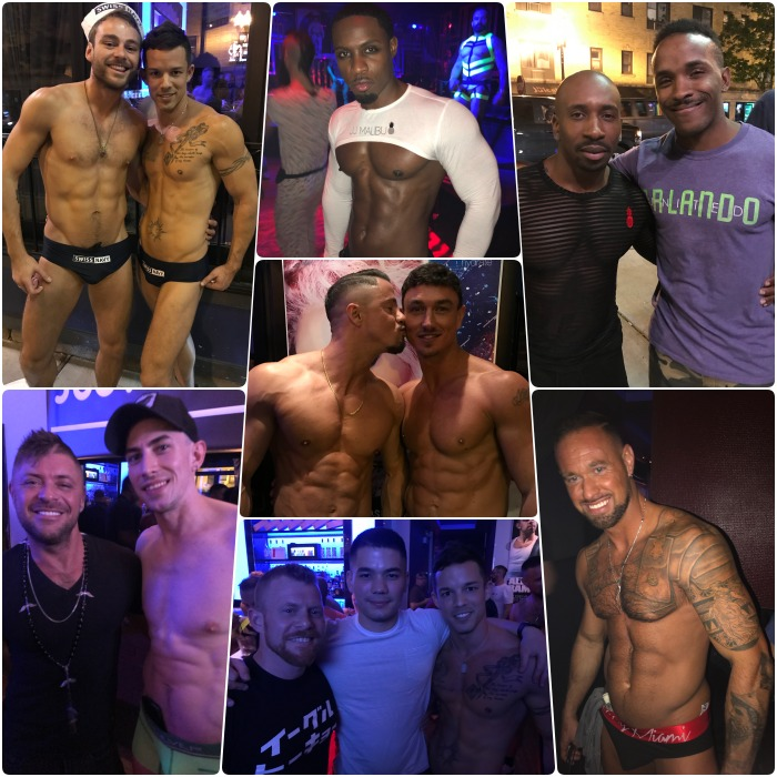 Gay Porn Stars Grabby Opening Party SkinTrade Hydrate 2019