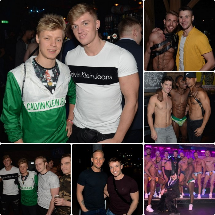 Gay Porn Stars Prowler European Porn Awards 2019 Pre-Party
