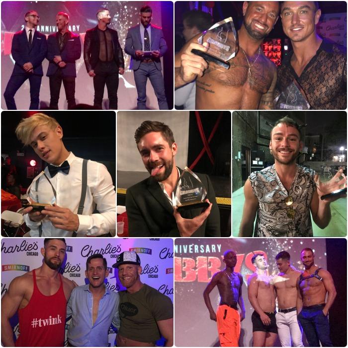 Grabby Award 2019 Gay Porn Stars Winners