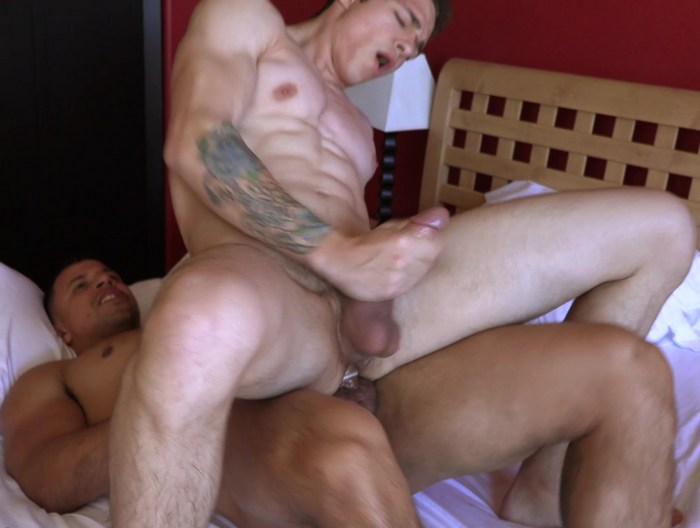 Jayden Marcos Gay Porn Tony Romero Muscle Jock Fucking