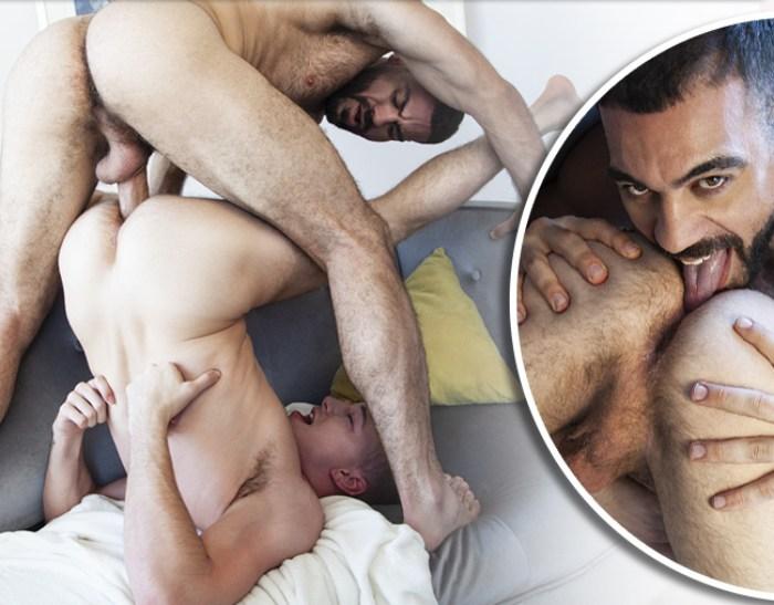 Ricky Larkin Gay Porn Zander Lane Bareback