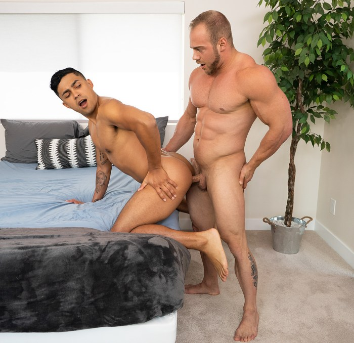 Brock Sean Cody Asher Gay Porn Muscle Hunk Fuck