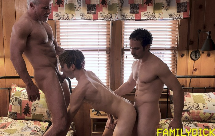 Gay Porn Grandpa Dad Stepson Sex Dale Savage Greg McKeon Bar Addison
