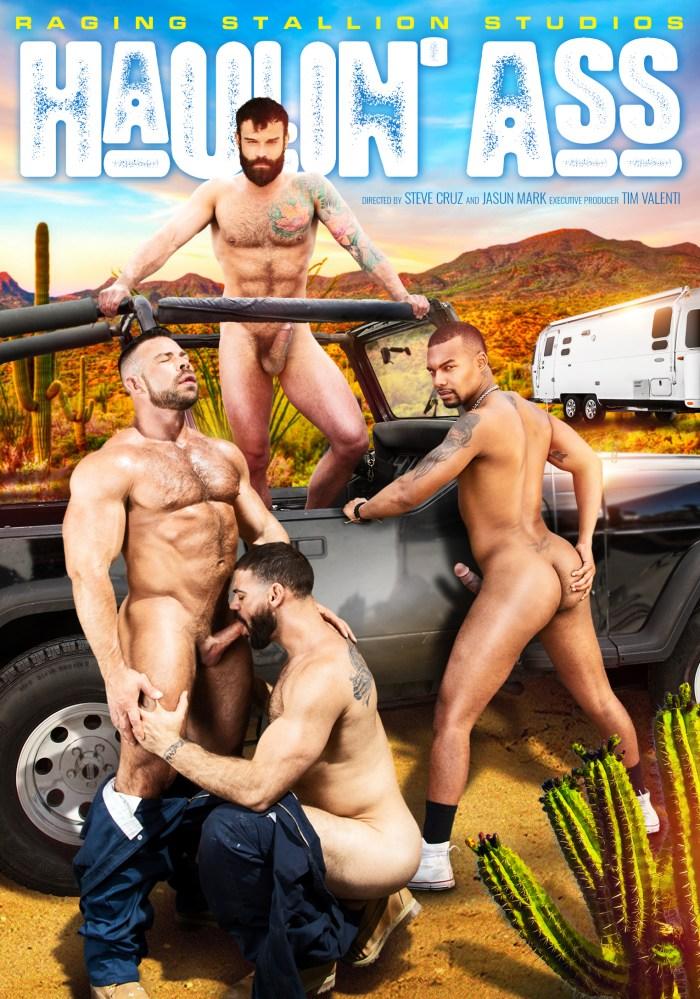 Haulin Ass Gay Porn