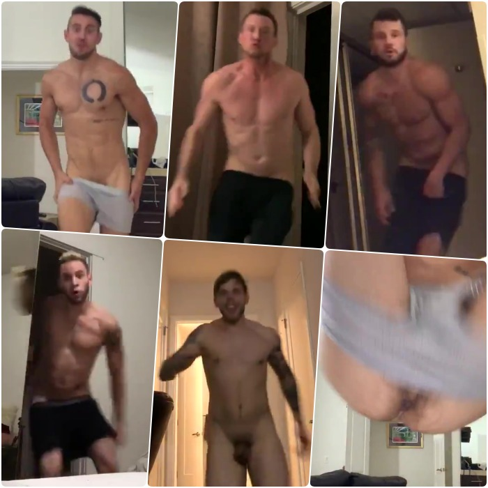 Running Butthole Challenge Gay Porn Pierce Paris Dante Colle Johnny Hill Wolf Hudson Steve Rickz
