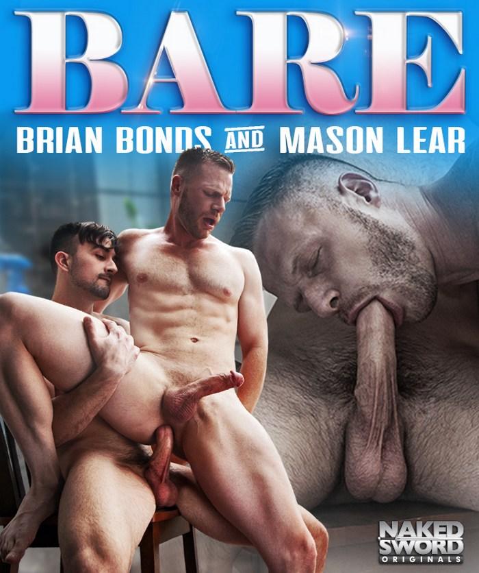 Brian Bonds Gay Porn Mason Lear Bareback Sex NakedSword