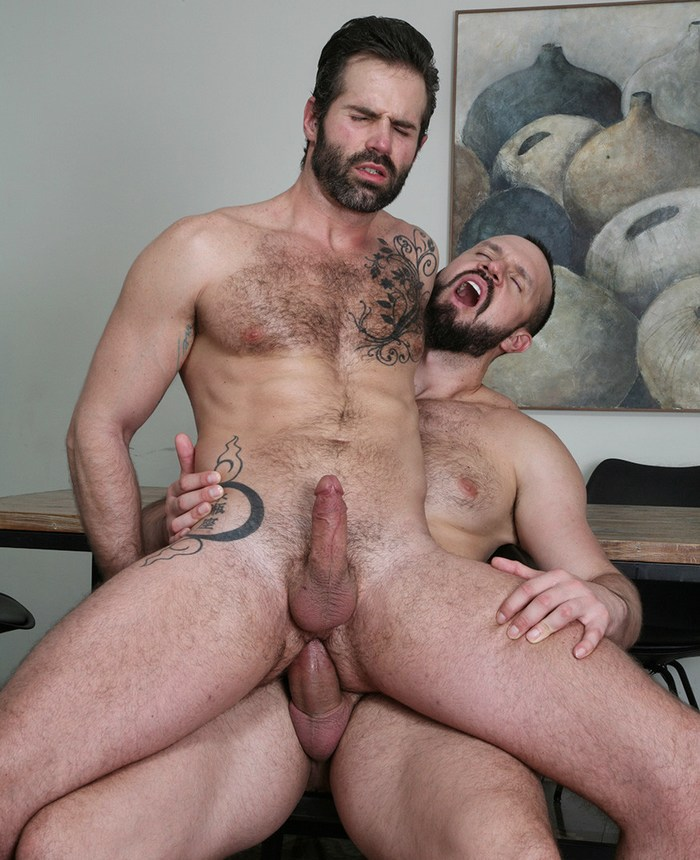 Dani Robles Gay Porn Muscle Bottom Andy Onassis
