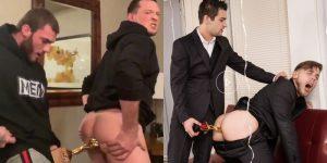 Gay Porn Award Trophy Butt Fuck Pierce Paris Steve Rickz Johnny Rapid William Seed XXX