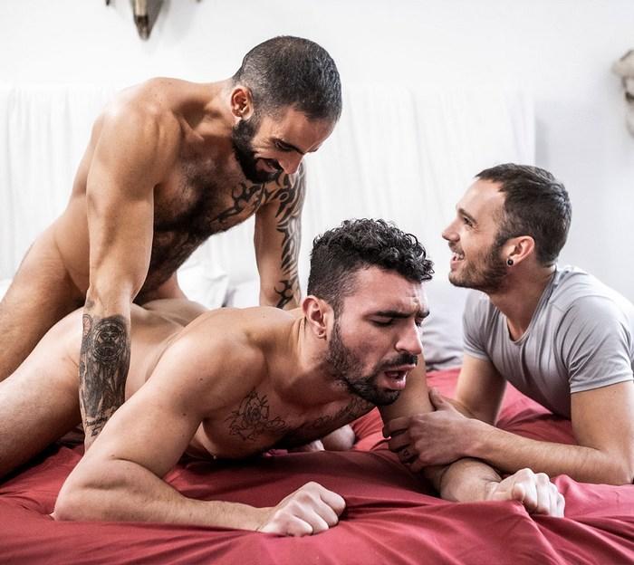 Gay Porn Cuckold Edji Da Silva Ian Greene Drake Rogers