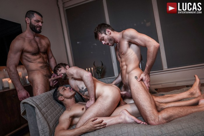 Gay Porn Double Penetration Rafael Alencar Drew Dixon Max Adonis Jake Morgan