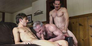 Gay Porn Hot Grandpa Dale Savage Bottom Greg McKeon Bar Addison XXX