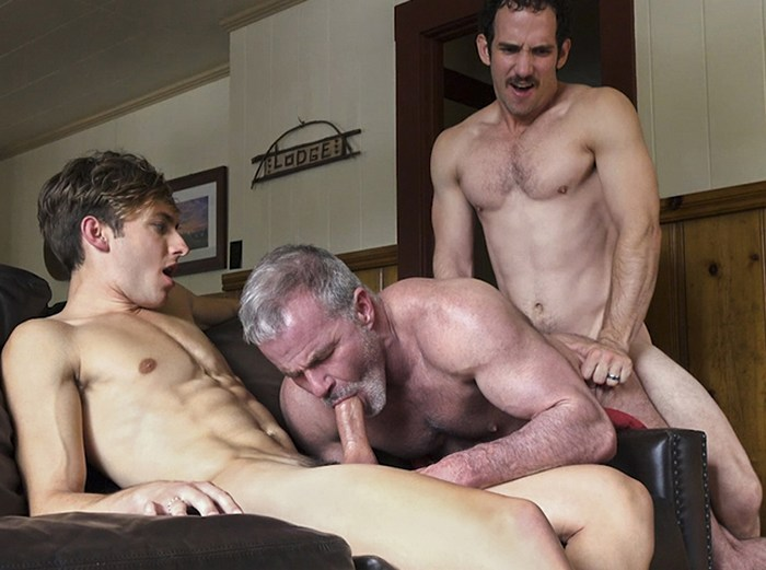 Gay Porn Hot Grandpa Dale Savage Bottom Greg McKeon Bar Addison