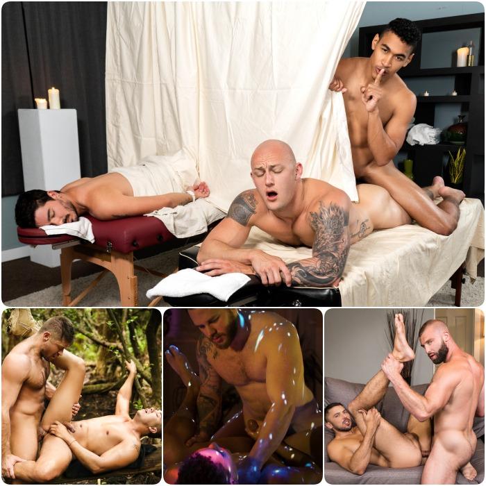 Gay Porn Trevor Laster Mateo Fernandez Matthew Camp Donnie Argento Jack Andy Adrian Suarez