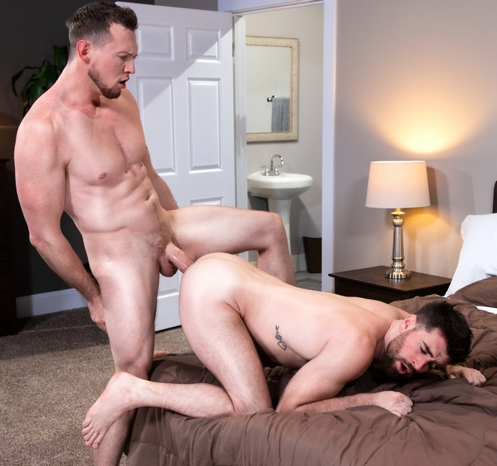 Woody Fox Bottom Gay Porn Pierce Paris Big Dick Bareback Fuck