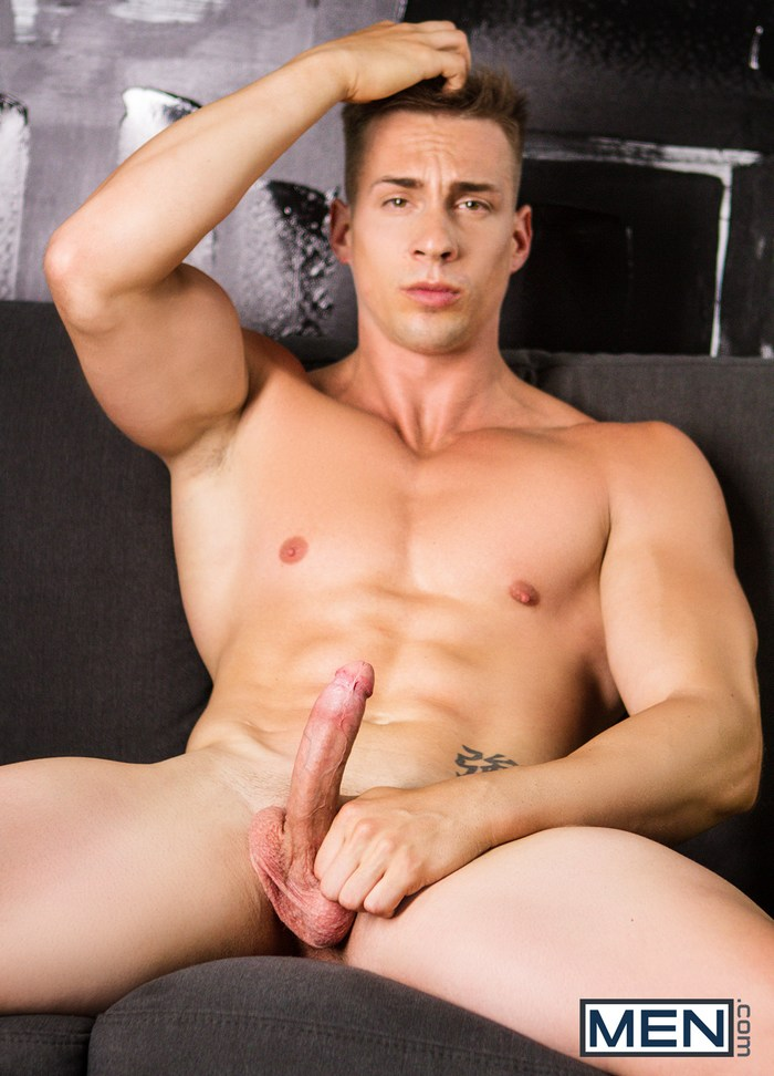 Ace Quinn Gay Porn Star Muscle Hunk Naked Big Dick