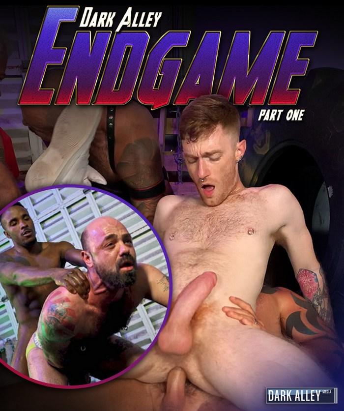 Gay Porn Dark Alley ENDGAME