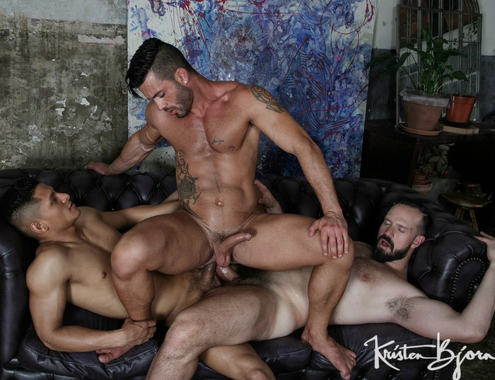Gay Porn Double Penetration Andy Star Santiago Rodriguez Andy Onassis KristenBjorn