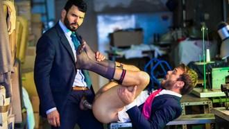 Gay Porn Jean Franko Fucks Max Adonis Menatplay