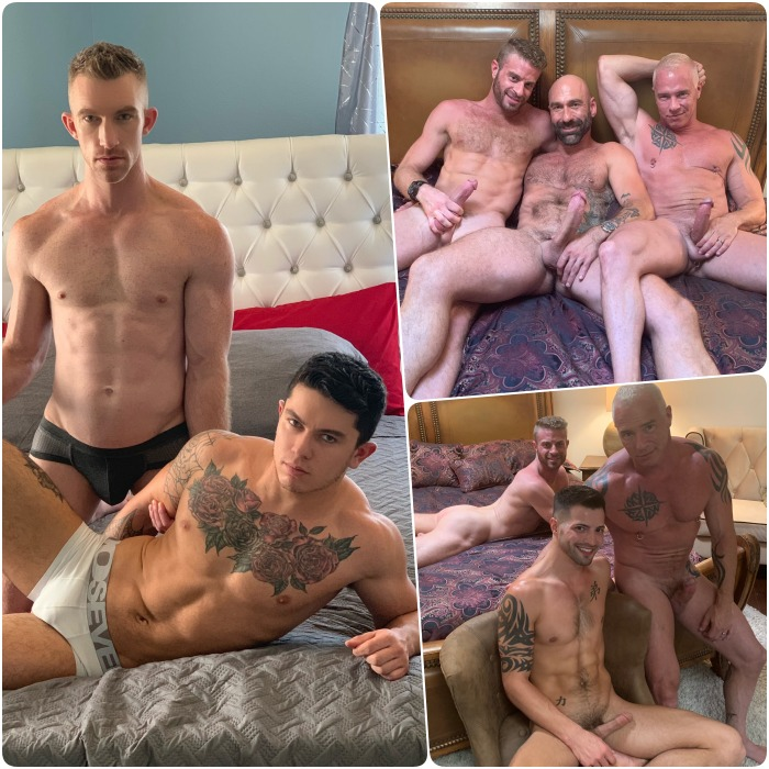 Gay Porn Nick Fitt Clark Davis Casey Everett Ryan Carter Link Parker Drew Sebastian