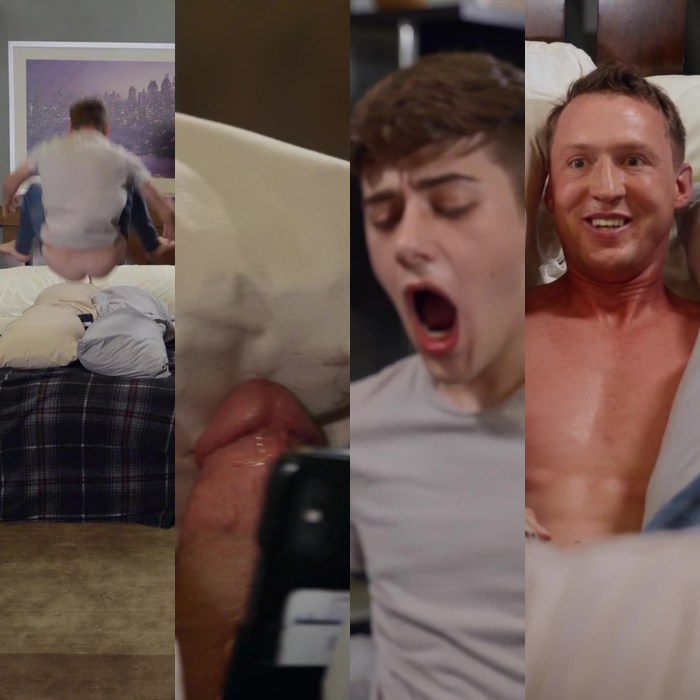 Gay Porn Running Butthole Challenge Pierce Paris Joey Mills