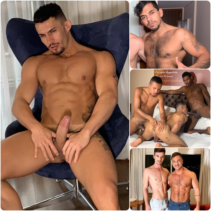 Dominic Pacifico Gay Porn Brazil Hunks