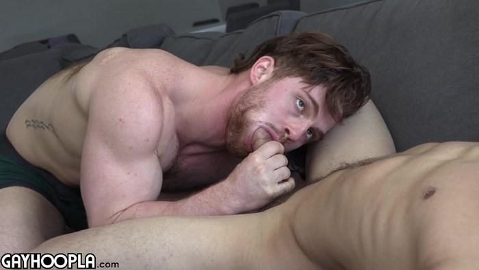Dustin Hazel Gay Porn Marc Wallace