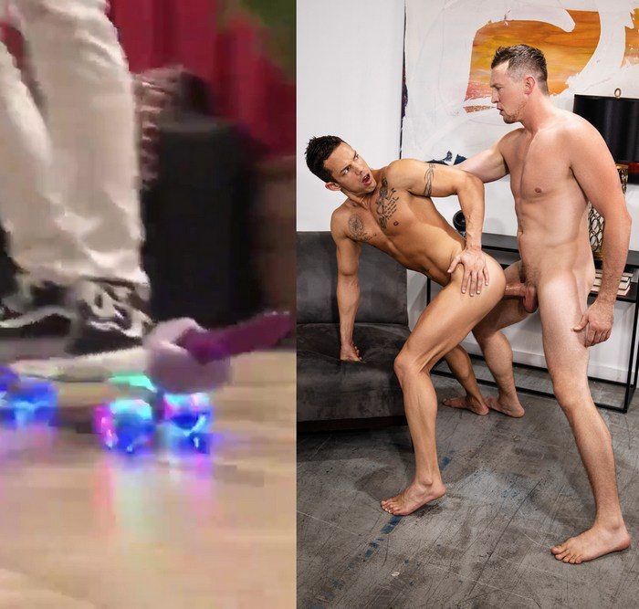 Gay Skater Cum
