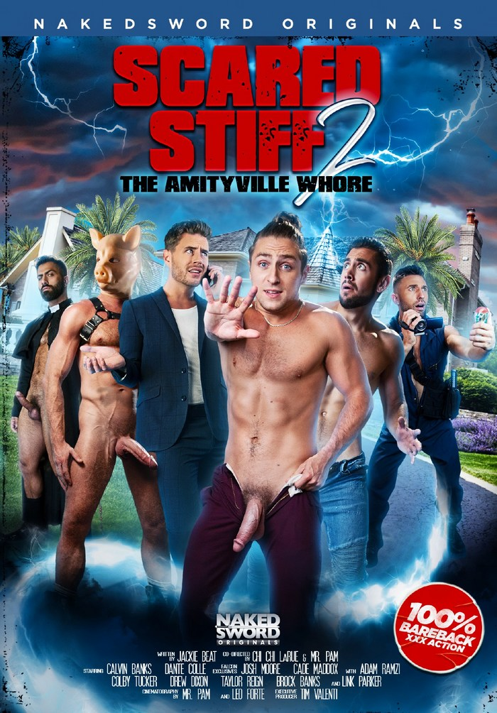 Scared Stiff 2 The Amityville Whore Gay Porn