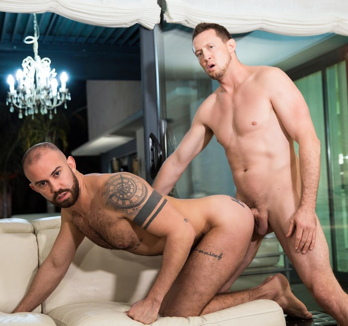 Bruno Max Bottom Gay Porn Pierce Paris Big Dick Bareback Fuck Masqulin