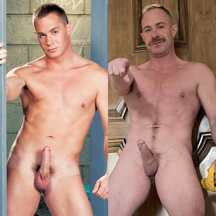 Trent Atkins Gay Porn Star Return Naked Big Dick