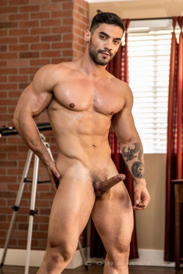 Arad Winwin Gay Porn Star Naked Muscle Hunk Big Dick