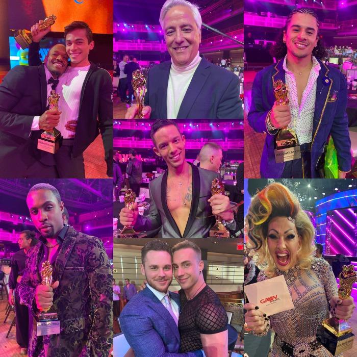 Gay Porn Stars GayVN Awards 2020