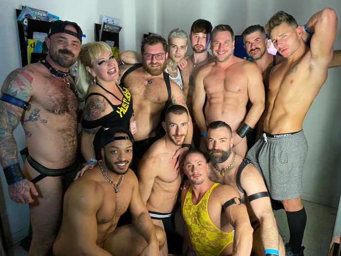 Gay Porn Stars HustlaBall Sex Party 2020