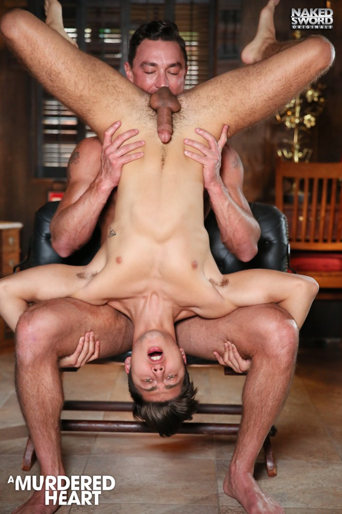 Angel Rivera Gay Porn Cade Maddox Reverse 69 NakedSword